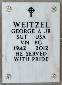 George Albert Weitzel, Jr