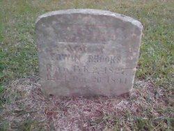 "Martha A. ""Patsy"" <I>Moore</I> Brooks"