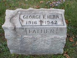 George F Herr