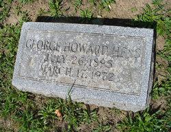 George Howard Hess