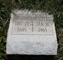 Mildred Hoelcle