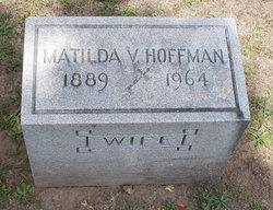 Matilda V Hoffman