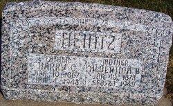 Albertina B. Ernestina <I>Koerwitz</I> Heintz