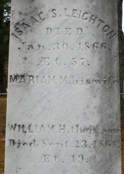 William Horace Leighton