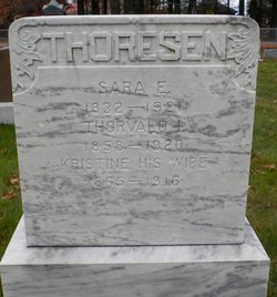 Thorvald I Thoresen