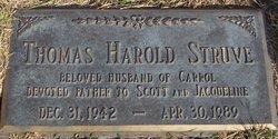 Thomas Harold Struve
