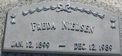 Freda Hulda Kethilda <I>Schabacker</I> Nielsen