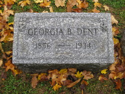 Georgia Houston <I>Bassett</I> Dent