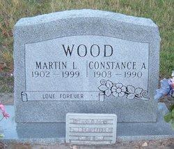 Constance Alfa <I>Rutherford</I> Wood