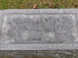 Adelia Weyker