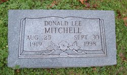 Donald Lee Mitchell