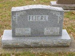 """Edward """"Bud"""" Flierl"""