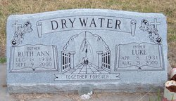 Ruth Ann <I>Shrum</I> Drywater