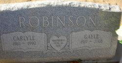 Carlyle Robinson