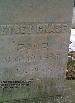 Betsey <I>Fernald</I> Chase