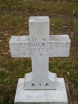 Sr M. Bonaventure Hueffer