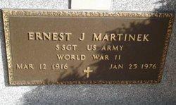 Ernest J. Martinek