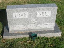 Susan Martha <I>Calman</I> Bell