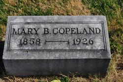 Mary Rebecca <I>Endicott</I> Copeland