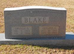 Orville S Blake