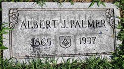 Albert J Palmer