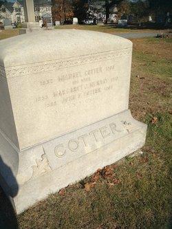 Martha J. <I>Murray</I> Cotter
