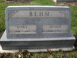 Bryan William Behm