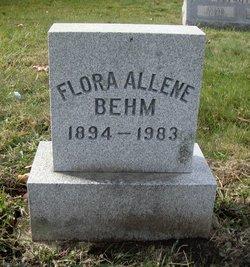 Flora A. Behm