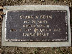 Clark A Behm