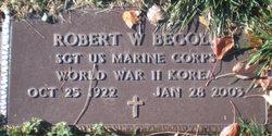 Sgt Robert Wilson Begole