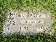 Gloria B Gordon