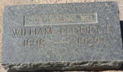 """William """"Bill"""" Eldridge"""