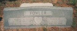 Elgin Elsworth Fowler