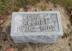 Cora E. Allred