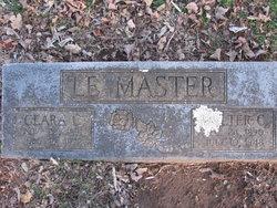Clara Belle <I>Carter</I> LeMaster