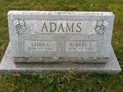 Lydia <I>Reimert</I> Adams