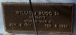 Willis J. Bugg, Sr
