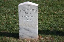 Pvt Phillip L. Barrett