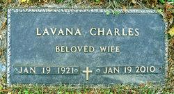 A. Lavana <I>Locklin</I> Charles