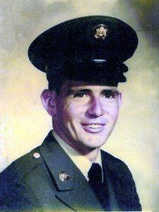 Sgt Kenneth Joseph Pitre