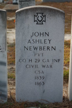 John Ashley Newbern