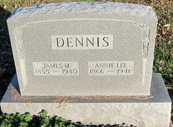 James M Dennis