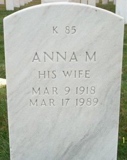 Anna Martha <I>Wade</I> Mekos