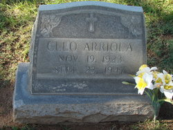 Cleo S. Arriola