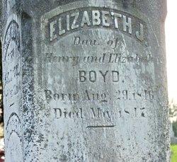 Elizabeth J. Boyd