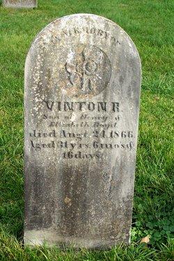 Vinton R. Boyd