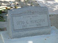 Otto Gordon Hurlston
