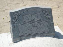 Jane Delora <I>Hurlston</I> Bush