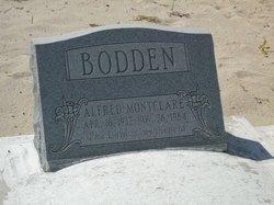 Alfred Montclare Bodden