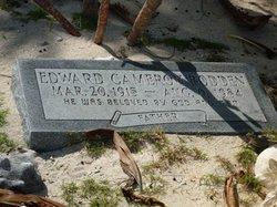 Edward Cameron Bodden